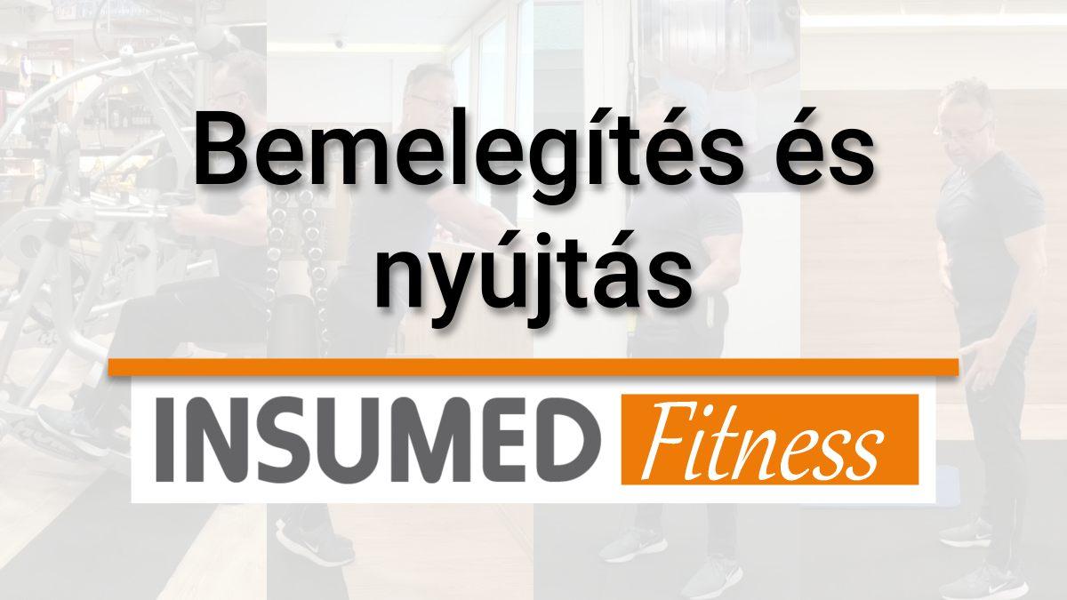 INSUMED Fitness - Otthoni edzés minimális eszözzel