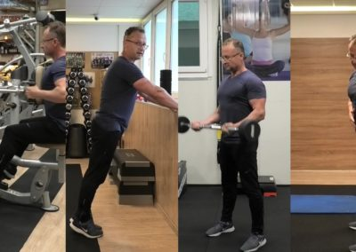 INSUMED Fitness bevezetés