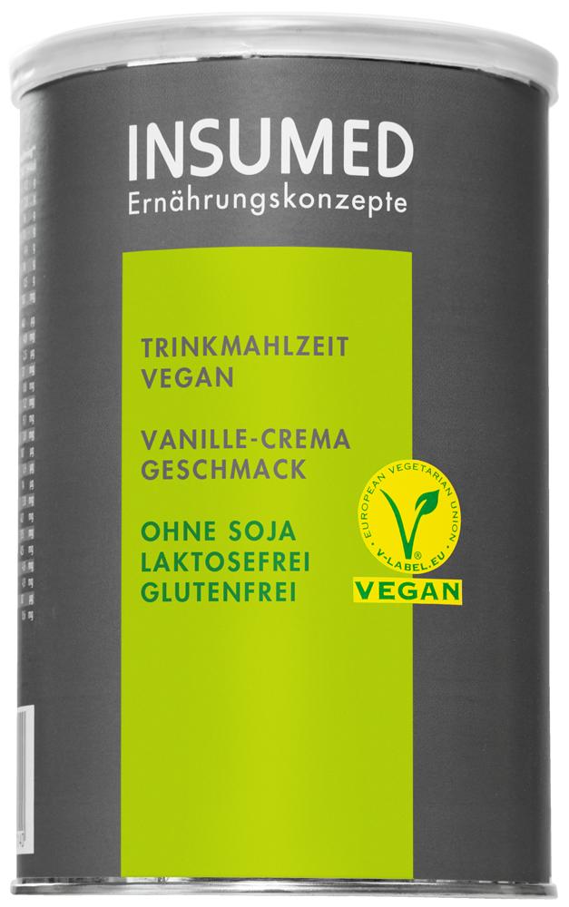 INSUMED Trinkmahlzeit Vegan